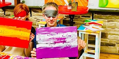 Blind Painting 18+  @StreatYard tickets