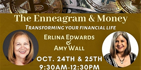 The Enneagram & Money /Transforming Your  Financial Life tickets