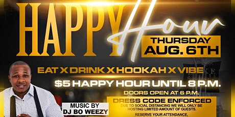 HAPPY-HOUR THURSDAY tickets
