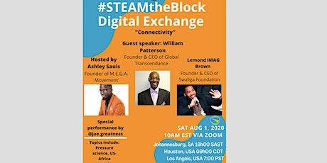 GEEC #STEAMtheBlock Digital Exchange tickets