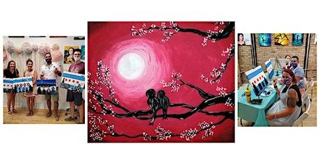 "BYOB Sip & Paint Class ""Lovebirds"" tickets"