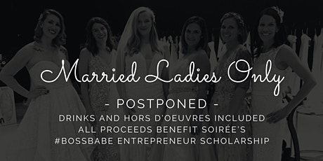 Married Ladies Only Night! tickets