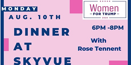 Women For Trump Dinner at Skyvue West Mifflin tickets