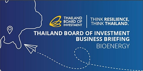 BOI Business Briefing - Bioenergy tickets