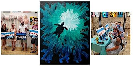 "BYOB Sip & Paint Class ""Sea Turtles"" tickets"