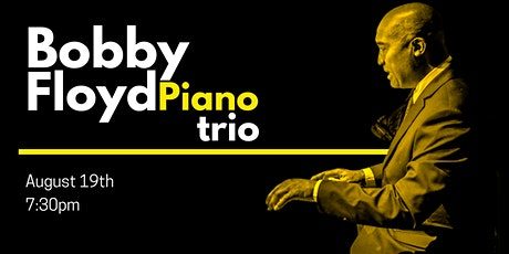 Bobby Floyd Piano Trio at The Blue Velvet Room tickets