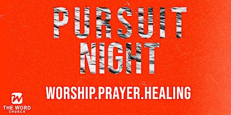 Pursuit Night August 12 tickets