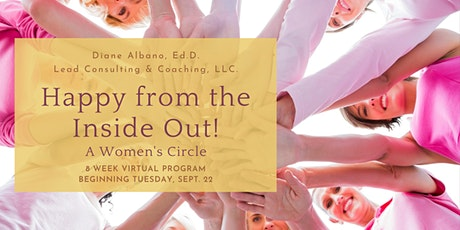 Happy from the Inside Out - A Women's Circle for 8 Weeks tickets