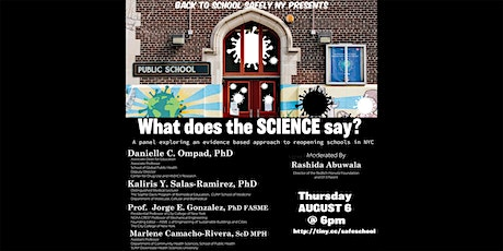 What does the SCIENCE say? tickets
