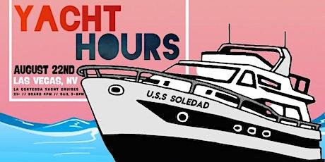 Soledad Beach Club Presents: YACHT HOURS tickets