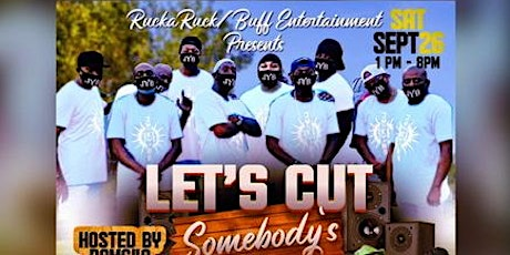Let's Cut Somebody's Yard tickets