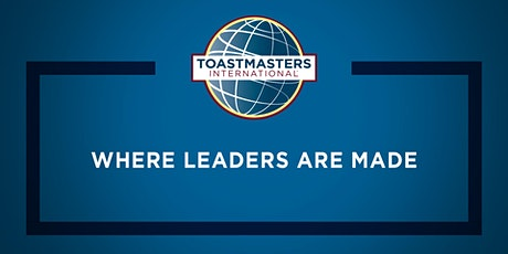 Virtual - ICN Ready to Speak Toastmasters tickets