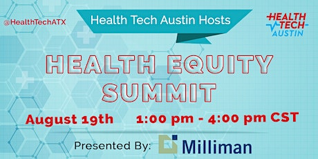 The Health Equity Summit tickets