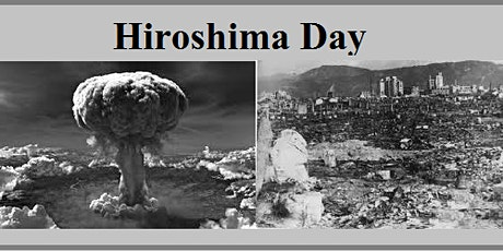 Hiroshima Day Film Series tickets
