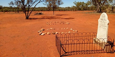 A stroll through some of Australia's most remote cemeteries tickets