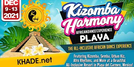 Kizomba Harmony African Dance Experience 2021 entradas