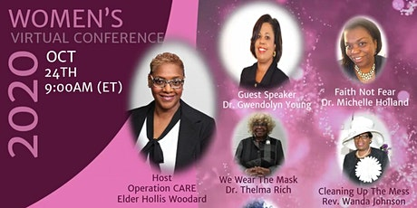 The Unleashing #ISurrenderAll 2020 Virtual Women's Conference tickets