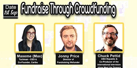 Crowdfunding To Raise Capital - Meet Republic(200M) Wefunder (150M) & More tickets
