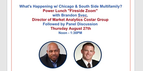 What's Happening w/ Chicago & South Side Multifamily? tickets