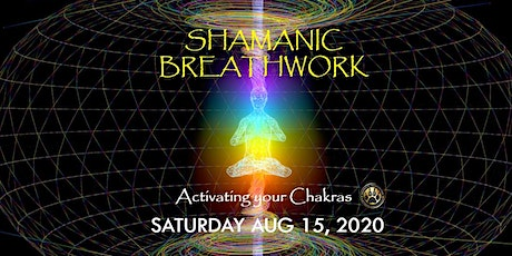 Shamanic Breathwork - Activating your Chakras tickets