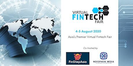 Virtual FinTech Fair tickets