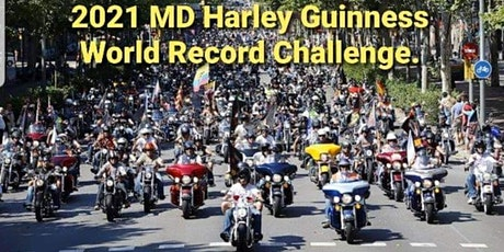 2021 Harley Davidson MD Guinness World Record Challenge tickets