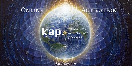 Kundalini Activation Process Online tickets