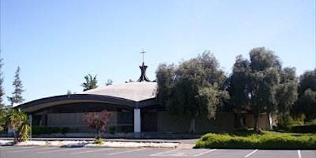 Saturday Vigil Mass (August 22) tickets