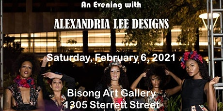 An Evening With Alexandria Lee Designs tickets