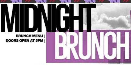 Midnight Brunch tickets