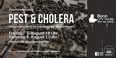 Bonn in Zeiten von Pest & Cholera - Spezial Stadtführung Tickets
