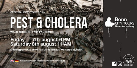 Bonn in times of Pest & Cholera - Special Tour billets