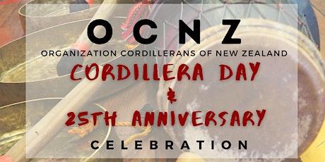 OCNZ Cordillera Day & 25th Anniversary tickets