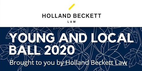 Holland Beckett Young and Local Ball 2020 tickets