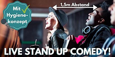 Lachflash Comedy - Die Comedy Show im Prenzl Berg tickets