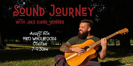 Sound Journey with Jake Kiano Skinner tickets