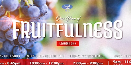 ICC Luton Sunday Family Service tickets