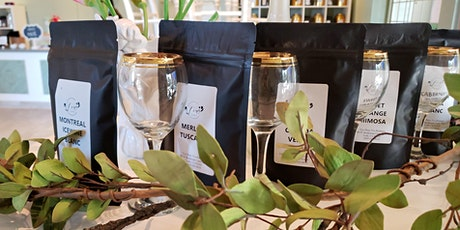 """Wine"" Tasting Without the Hangover – Wine Inspired Tea Tasting tickets"