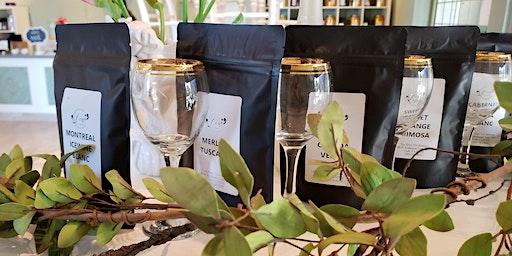 Wine-Inspired Tea Tasting