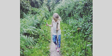 Children's foraging  experience tickets