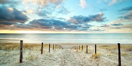 Yin Yoga op strand - Egmond aan Zee tickets