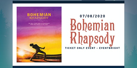 Movie In The Mountains- Bohemian Rhapsody  tickets