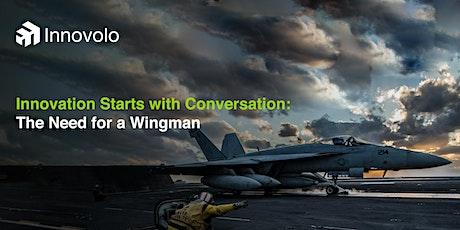 Innovation Starts with Conversation!  webinar keynote with Waldo Waldman tickets