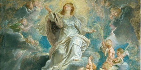 Mass for the Solemnity of the Assumption of the BVM tickets