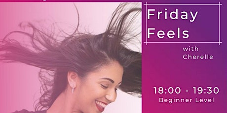 Friday Feels - Beginners Class with Cherelle tickets