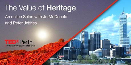 The Value of Heritage, an Online Salon tickets