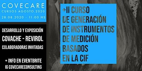 II Curso de Generación de Instrumentos de Medición basados en la CIF entradas