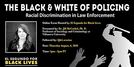 The Black & White of Policing - Racial Discrimination in Law Enforcement tickets