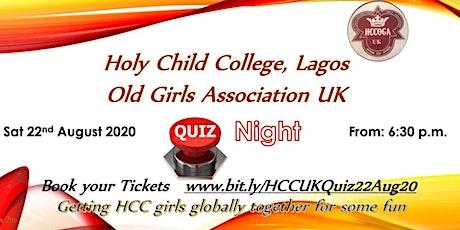 Holy Child College, Lagos UK Alumnae tickets