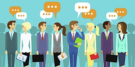 Networking entre profesionales entradas